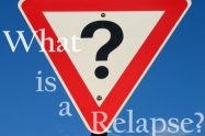 What is a relapse? | Libero Magazine