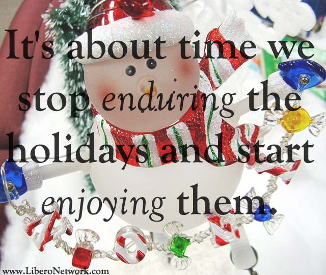 6 Ways to Make the Holidays FUN! | Libero Magazine