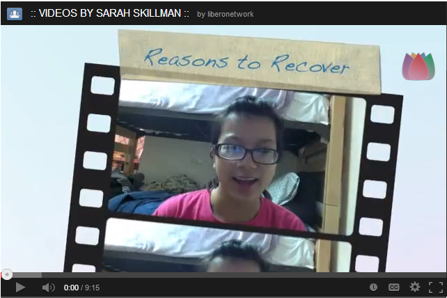 Reasons to Recover video