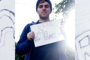 Sebastian: Free from Fear   Libero Magazine