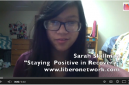Staying Positive in Recovery | Libero Magazine