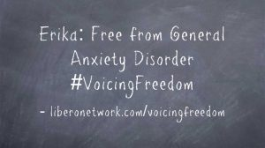 Erika: Free from General Anxiety Disorder | Libero Magazine