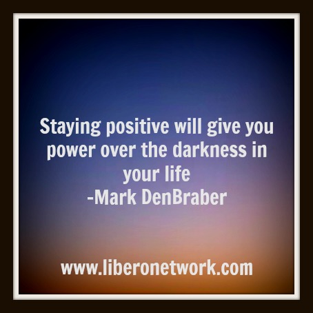 The Power of Staying Positive | Libero Magazine