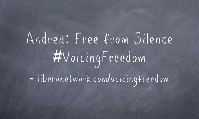 Andrea: Free from Silence | Libero Magazine