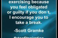 Saying No to Exercise | Libero Magazine