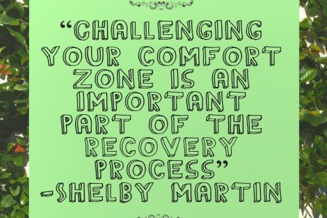 Finding Comfort Outside of the Comfort Zone | Libero Magazine 2