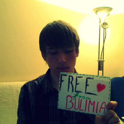 Sylwek: Free from Bulimia | Libero Magazine