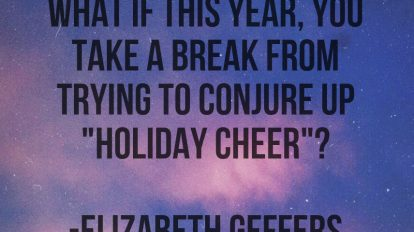 Giving Yourself A Holiday for Mental Health   Libero Magazine