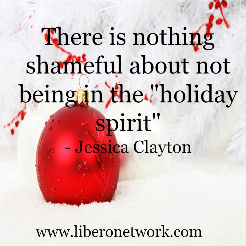 "The Myth of ""Holiday Cheer"" | Libero"