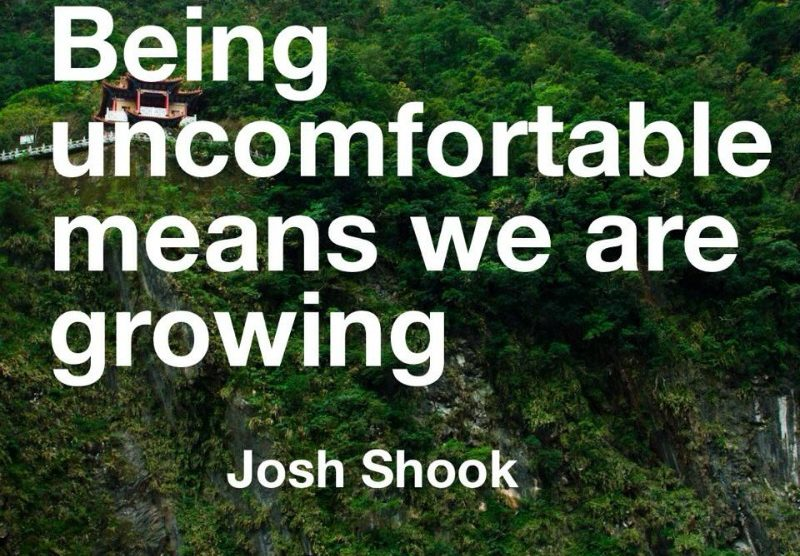Being Uncomfortable Means We're Growing | Libero Magazine