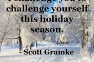 Challenging Yourself and Your Recovery During the Holidays   Libero Magazine