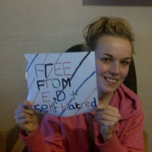 Megan: Free from ED + Self-Hatred | Libero Magazine