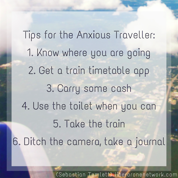 Tips for the Anxious Holiday Traveler | Libero