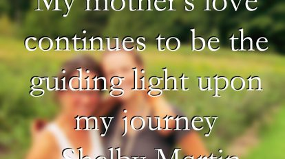 Saved By a Mother's Love   Libero Magazine