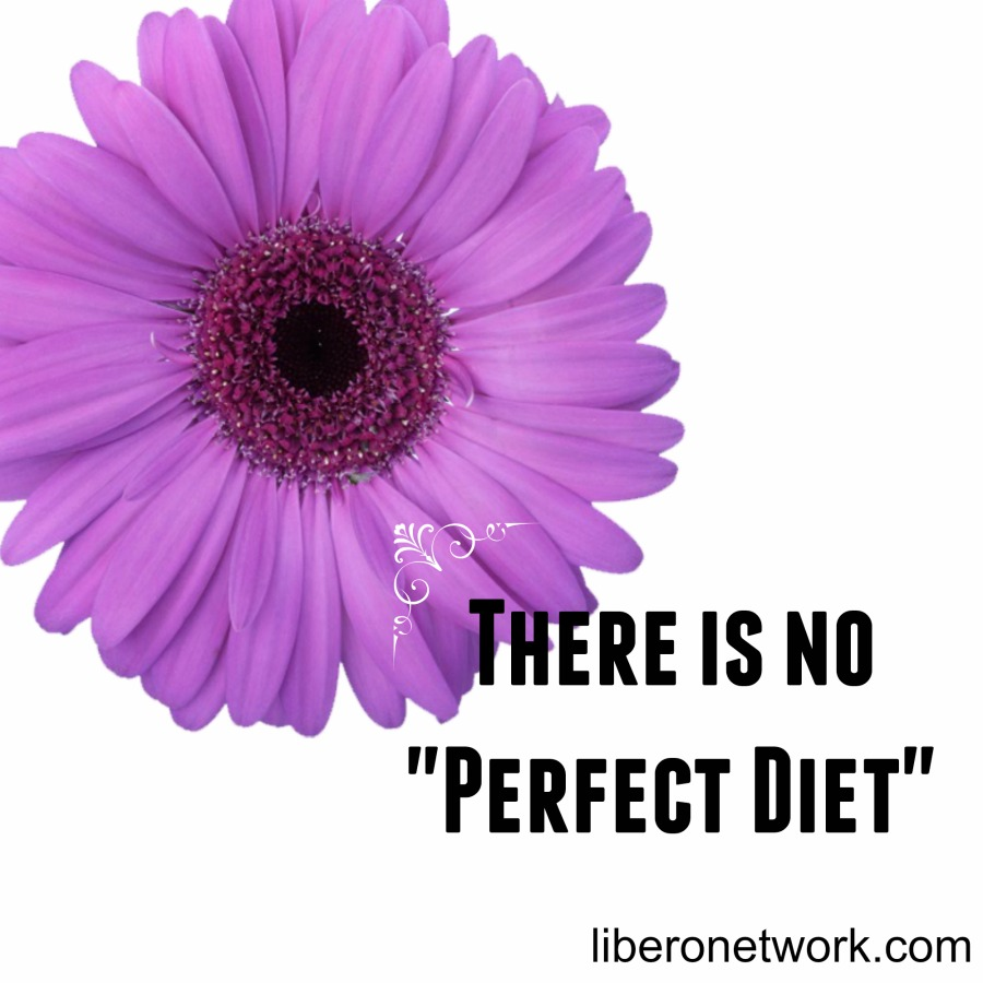 """There is no """"Perfect Diet"""" 