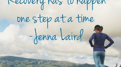 Recovering One Step At A Time   Libero Magazine