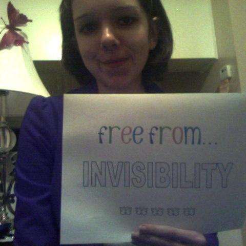 Jenna: Free from Invisibility | Libero Magazine
