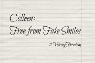 Colleen: Free from Fake Smiles | Libero Magazine