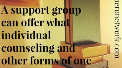 Accountability as a Benefit of Support Groups | Libero Magazine 1