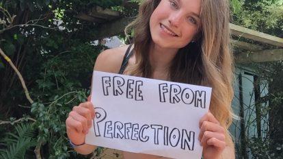 Alexa: Free from Perfection   Libero Magazine