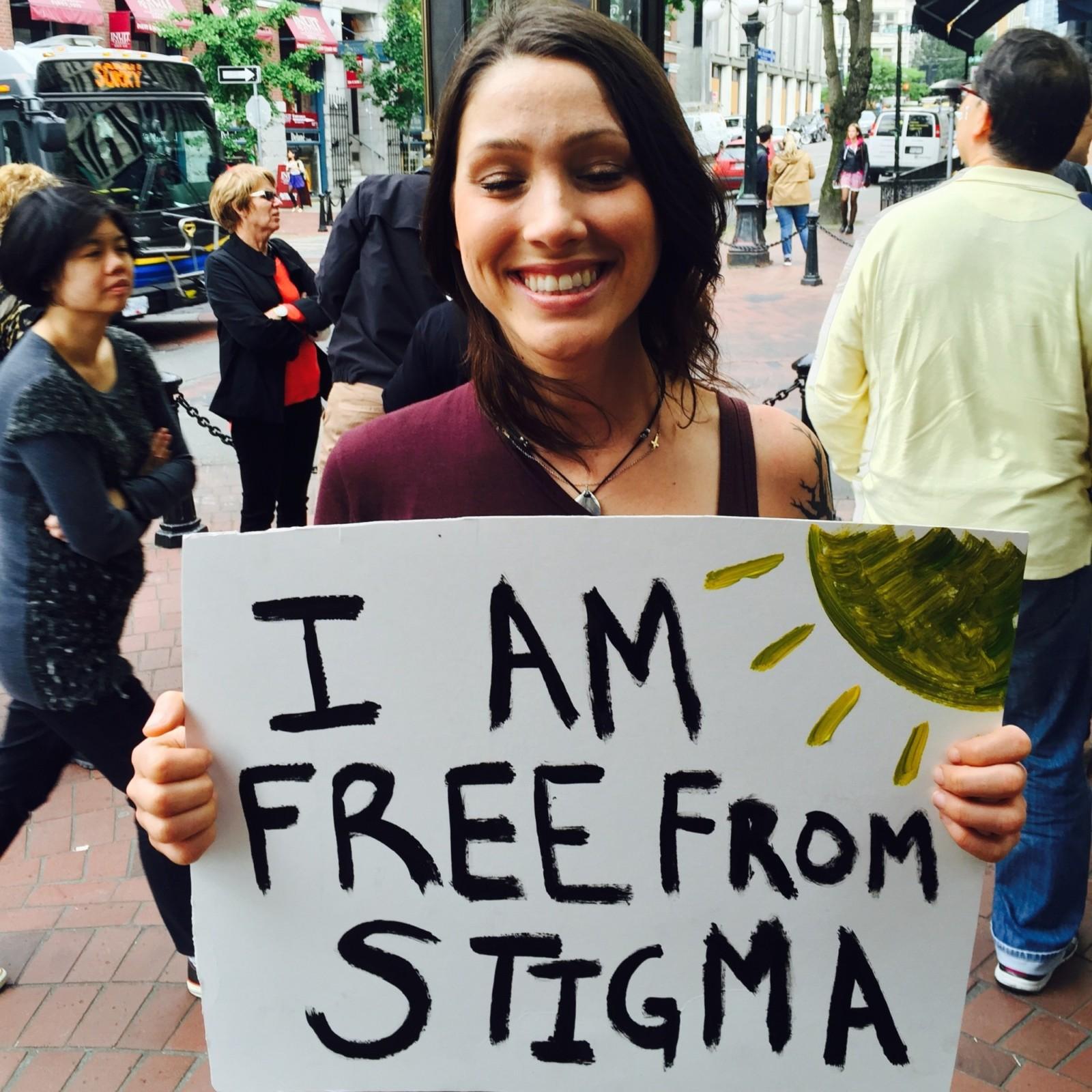 Carissa: Free from Stigma | Libero Magazine