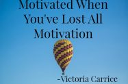 5 Things to Do When You've Lost All Motivation | Libero Magazine