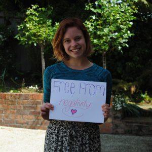 Holly: Free From Negativity   Libero Magazine 1