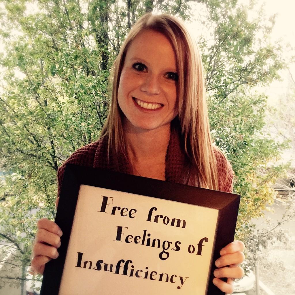 Kyra: Free from Feelings of Insufficiency   Libero