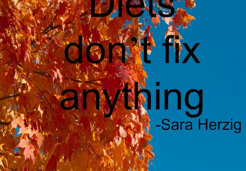 When Friends and Family Trigger Diet Mentality   Libero Magazine