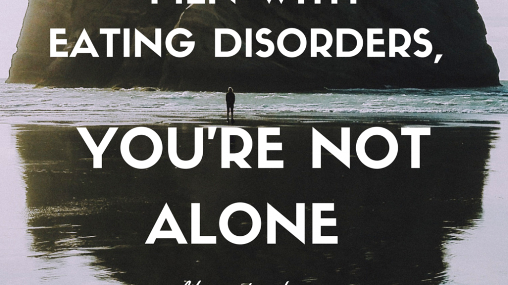 Men and Eating Disorders: You're Not Alone | Libero Magazine