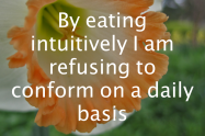 Intuitive Eating: Not Conforming | Libero Magazine