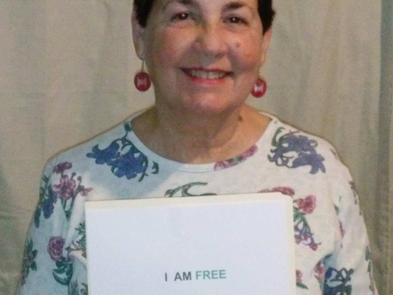 Lynn M - free from abuse