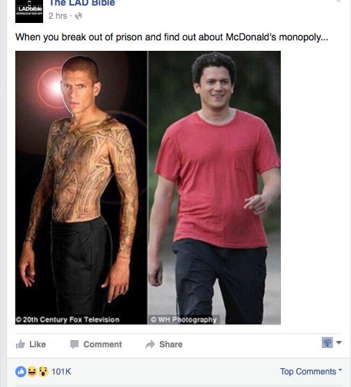 Prison Break's Wentworth Miller Speaks Out About Depression and Body Image | Libero Magazine