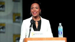 "Aisha Tyler: ""Success is persistence through failure"" 