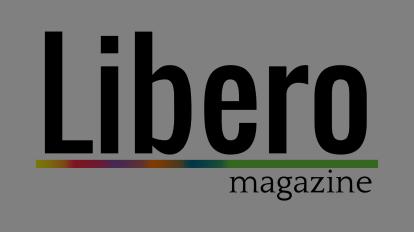 Welcome to Libero Magazine! | Libero Magazine 1