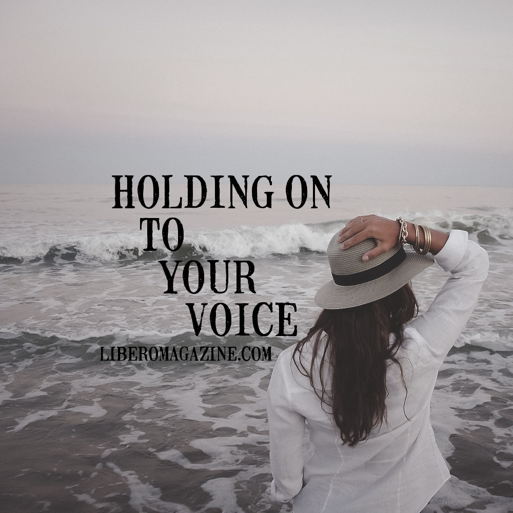 Holding on to Your Voice Despite Anxiety | Libero Magazine