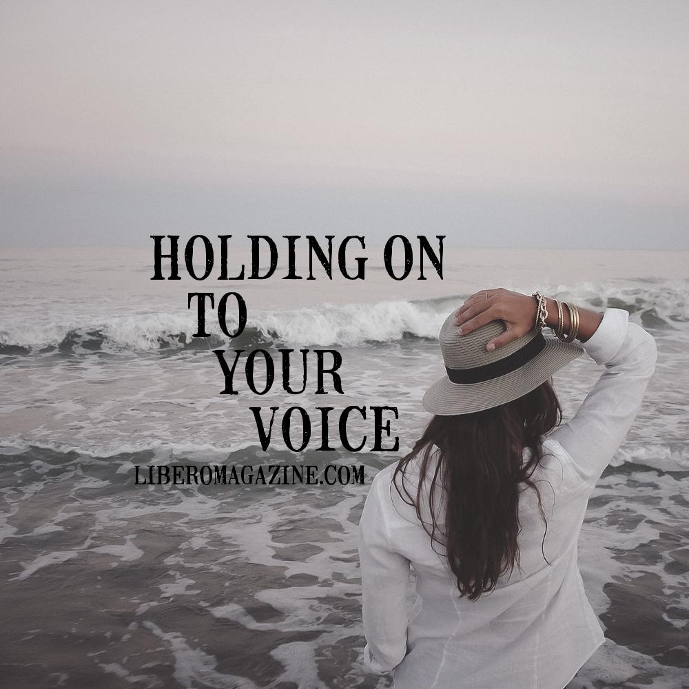 Holding on to Your Voice Despite Anxiety | Libero Magazine
