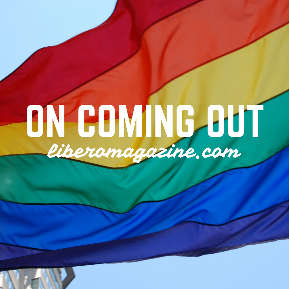 Finding My Voice by Coming Out | Libero Magazine