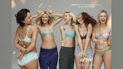 "Aerie Launches ""Share Your Spark"" Campaign | Libero Magazine"