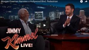 Morgan Freeman Proves He Can Narrate Anything | Libero Magazine