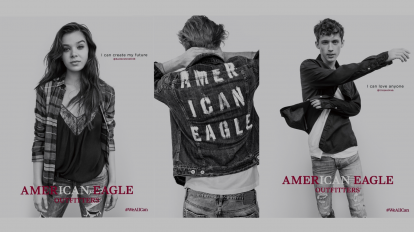American Eagle Launches Empowering #WeAllCan Campaign   Libero Magazine 1