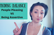 People Pleasing vs. Being Assertive | Libero Magazine
