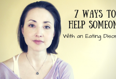 7 Tips for Helping Someone with an Eating Disorder | Libero Magazine