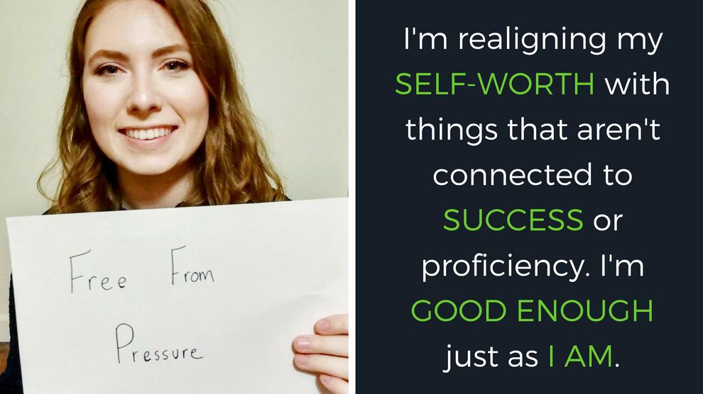 Emily: Free from Pressure | Libero Magazine