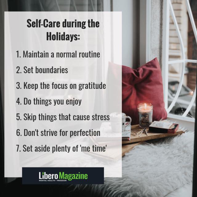 Self-Care during the Holiday Season | Libero Magazine