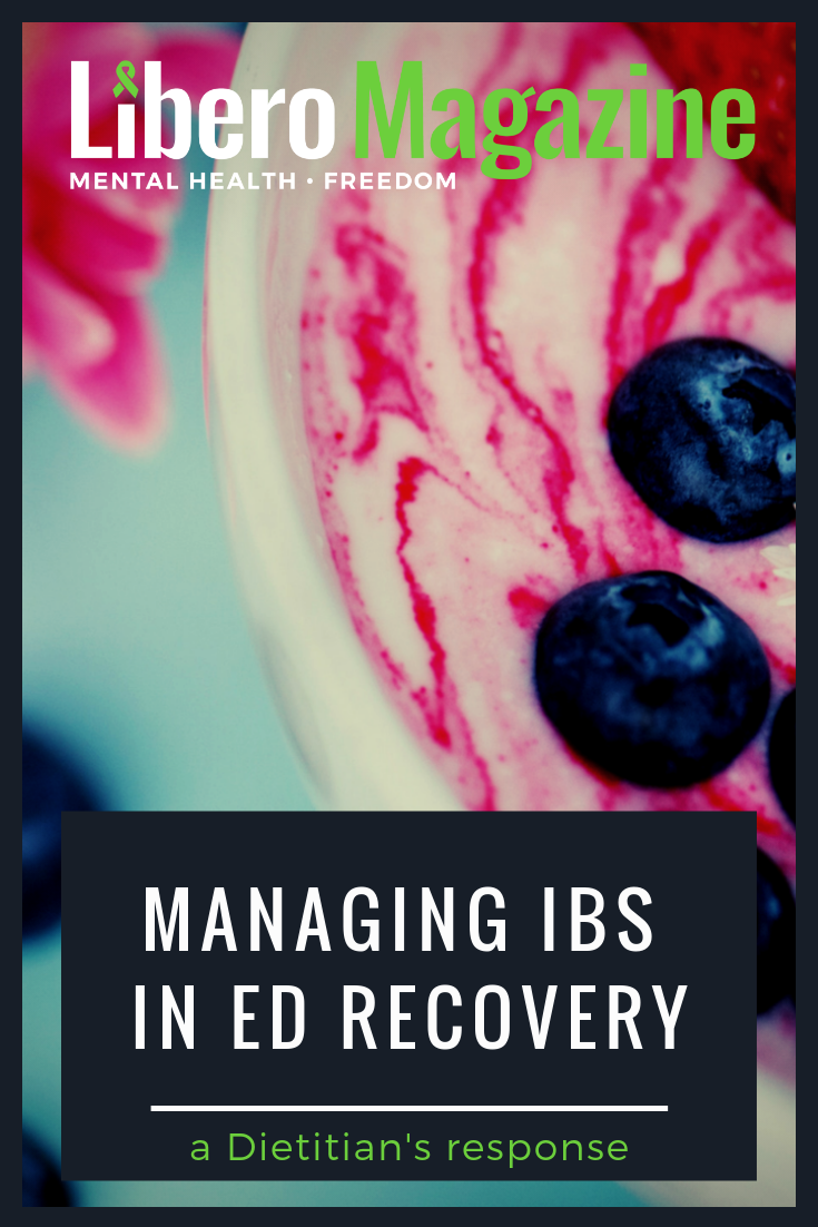 IBS and eating disorder recovery