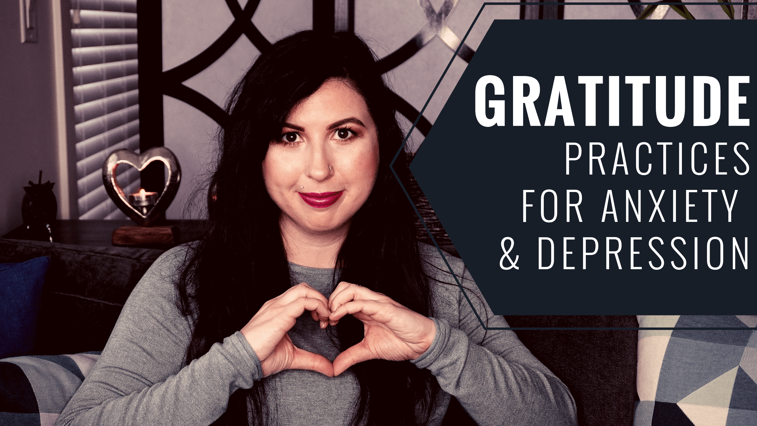 Gratitude Practices for Anxiety and Depression | Libero ...