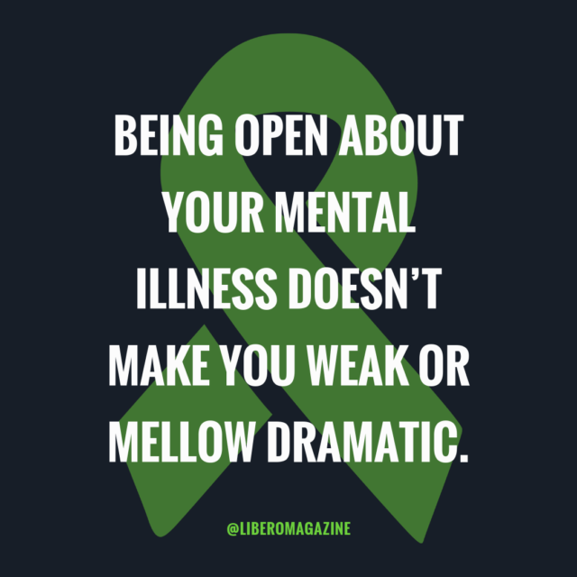 accept mental illness