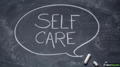 self-care self-soothe