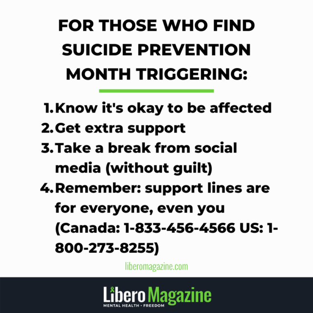 what to do if you find suicide prevention month triggering (2)